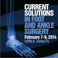 FORE 2014 Current Solutions in Foot and Ankle Surgery