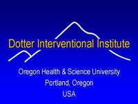 Dotter Interventional Institute