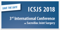 ICSJS 2018 - 3rd International Conference on Sacroiliac Joint Surgery
