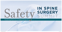 Safety in Spine Summit