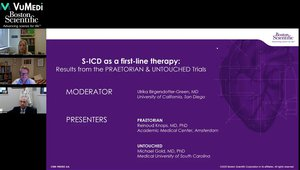 S-ICD as a first-line therapy: Results from the PRAETORIAN & UNTOUCHED Trials